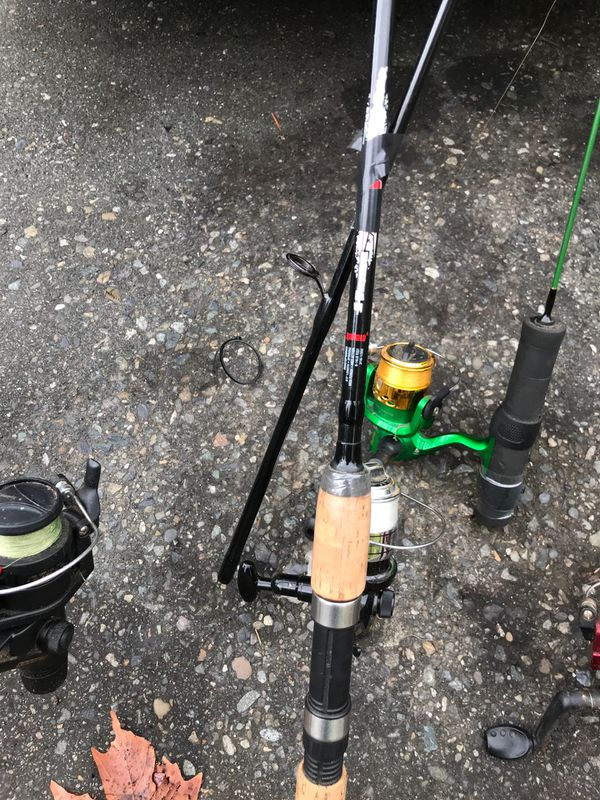 Rapala fishing rod and reel brand new