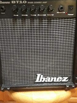 Ibanez Bass Amp for Sale in Westland,  MI