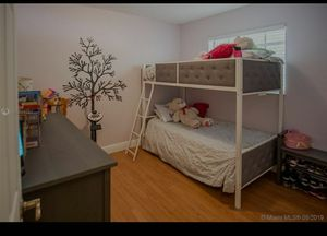 Twin bunk bed for sale (frame only no mattress) for Sale in Longwood, FL