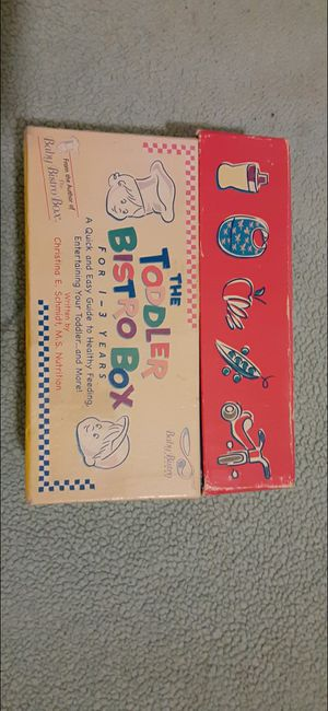 The Toddler Brisco Box for Sale in Grover Beach, CA