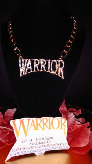 The Warrior Necklace! for Sale in Baton Rouge, LA
