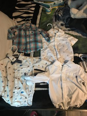 Lots of clothes some new and most gentle used for Sale in Dallas, TX