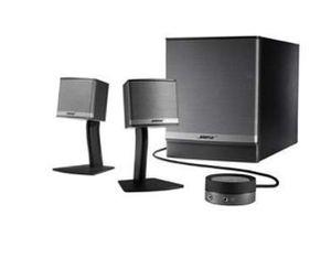 Bose Companion 3 Series II multimedia speaker system (Graphite/Silver) for Sale in San Francisco, CA