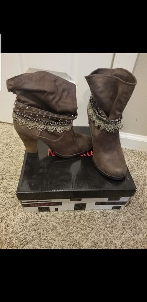 dress boots for Sale in Fayetteville, NC