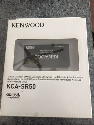 Connect any kenwood radio to a Sirius radio for Sale in Crownsville, MD