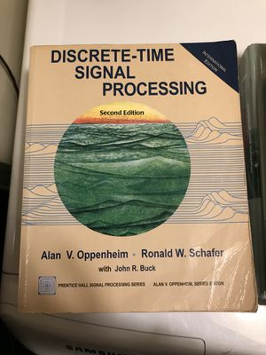 Discrete-Time Signal Processing for Sale in San Jose, CA