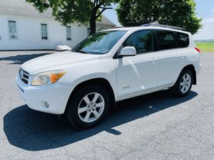 2008 TOYOTA RAV4 LIMITED for Sale in Stevens, PA