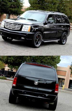 2002 Cadillac Escalade Price $800 for Sale in Gaithersburg, MD