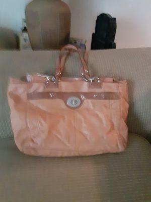 Coach handmade handbag for Sale in Belleville, IL