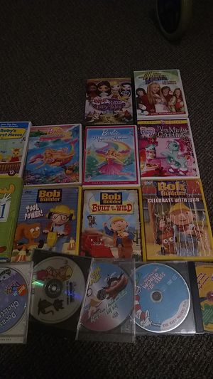 Kids cartoons and movies for Sale in Beaverton, MI