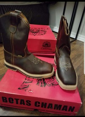 Work boots size 9 -9.5 -10 for Sale in Corinth, TX