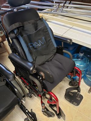 "Push only ""quickie"" brand wheel chair for Sale in Ocean Pines, MD"