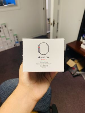 Apple Watch series 3 38mm GPS and Cellular for Sale in Dallas, TX