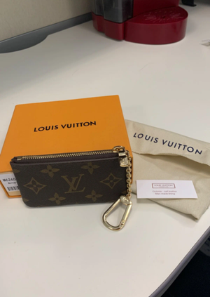 Louis Vuitton Pouch for Sale in Canton, MS