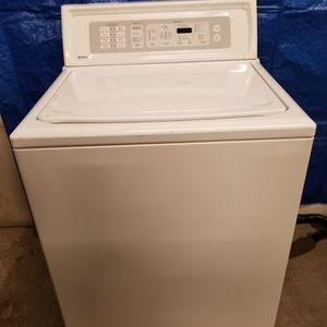 Kenmore washer Good working Condition for Sale in Wheat Ridge, CO