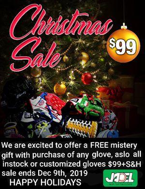 Custom baseball gloves for Sale in West Carson, CA