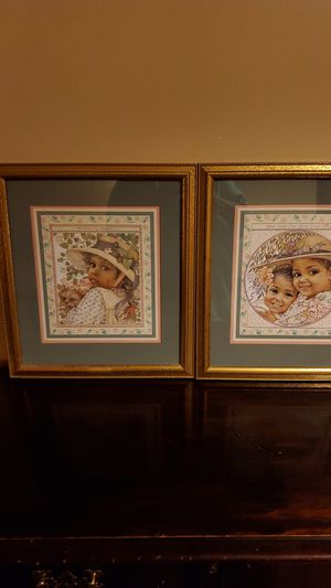 Home Interiors Pictures frames for Sale in Woonsocket, RI