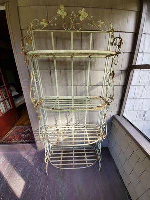 Metal Heavy Duty Bakers Rack Plant Stand for Sale in Parma, OH