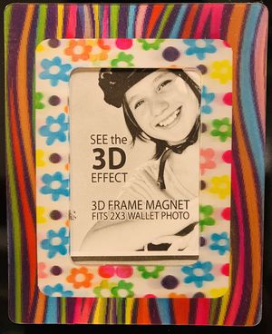 Colorful Magnetic Frame for Sale in Boulder, CO