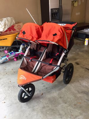 Double BOB Stroller - Perfect for jogging/running for Sale in Houston, TX