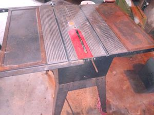 Table saw for Sale in Parma, OH