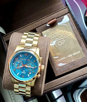NEW MICHAEL KORS WATCH. COLLECTOR'S EDITION for Sale in Arlington, TX