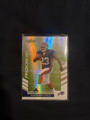 Marshawn Lynch Rookie Card /599 for Sale in Plumas Lake, CA