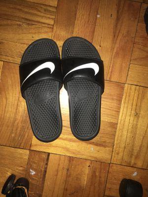 Nike slides for Sale in Silver Spring, MD