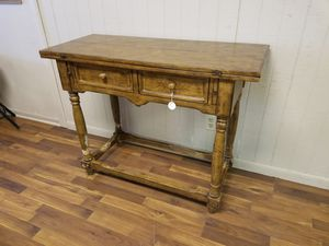 Entry table accent console table flip top for Sale in Tulsa, OK