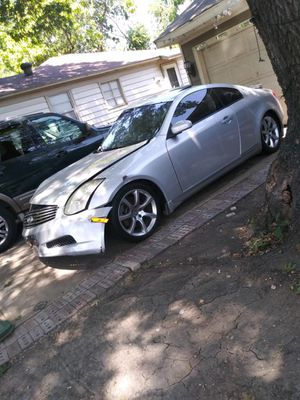 Infinity 2006 parts only for Sale in Dallas, TX