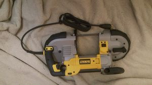 Brand new corded dewalt bandsaw for Sale in Conroe, TX