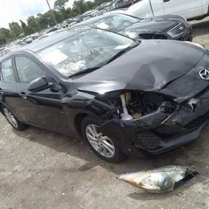 Parting Out 2012 Mazda 3 for Sale in Federal Way, WA