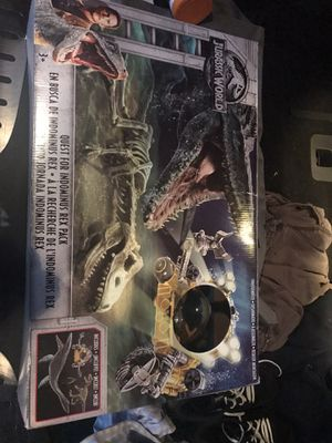 Jurrasic World Search for Indominus Rex pack for Sale in Burke, VA