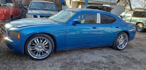 Charger 2007 parts, bad engine 2.7 for Sale in San Antonio, TX