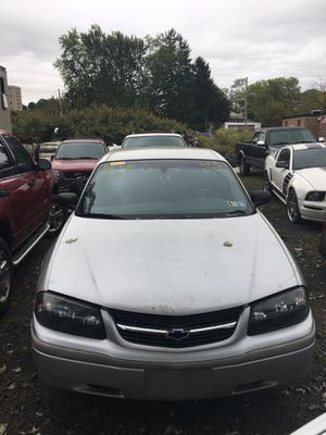 Chevy impala for Sale in Pottsville, PA