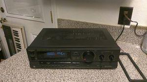 TECHNICS AM/FM STEREO RECEIVER MODEL SA-GX100 WORKS GOOD for Sale in Arlington, TX