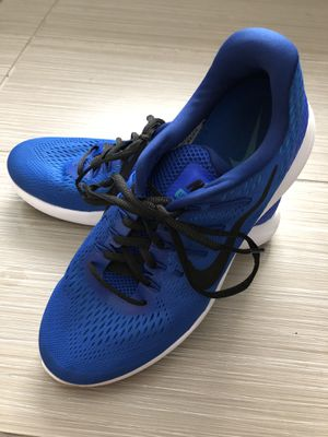 Like New! Nike Mens Lunarglide Running Shoe, Size 10 for Sale in Houston, TX
