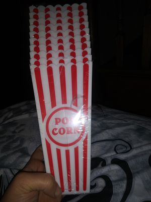 Snack Containers For Movie Nights for Sale in Kansas City, MO