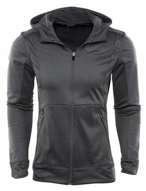 Men NIKE Therma Hyper Elite Basketball Jacket Hoodie Size Medium for Sale in Austin, TX