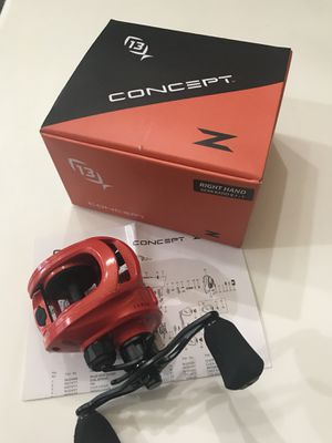 NEW 13 Fishing Concept Z baitcaster fishing reel for Sale in Alvin, TX