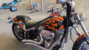 Harley Davidson Softail Custom for Sale in Scarbro, WV