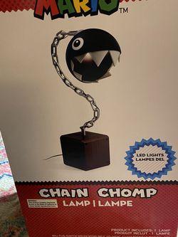 Mario Chain Chomp Lamp for Sale in Austin,  TX