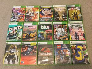 Xbox 360 Games for Sale in Brandon, FL