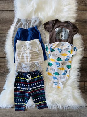 3-6 month baby boy bundle for Sale in Bluffdale, UT