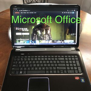 Hp laptop With Microsoft Office for Sale in Winton, CA
