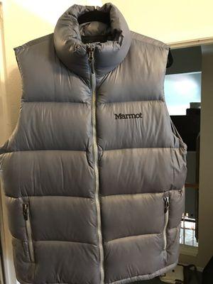 Marmot Stockholm Vest size Large for Sale in Montclair, CA