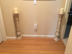 Tall Candle Holders for Sale in Brentwood, CA