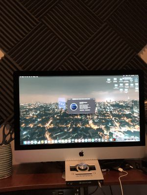 "Apple iMac 27"" 5K 3.5 GHz Processor, 32GB RAM, 1 TB Fusion HardDrive for Sale in Jonesboro, AR"