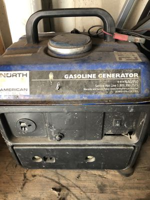 North American took gas generator nag950 for Sale in Hialeah, FL