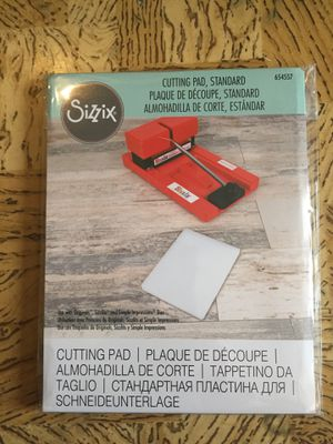 Sizzix cutting pad **Never opened** for Sale in Black Canyon City, AZ